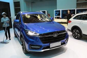 定位紧凑型SUV 搭载1.2T发动机 骏派D80将于9月上市