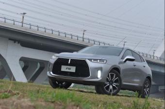 试WEY P8,比汉兰达还贵的中国品牌SUV,到底贵在哪?