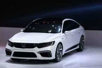 东风本田10月将发布旗舰车型INSPIRE