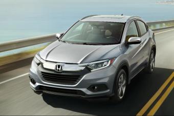 2019款本田HR-V来了,优化变速箱及噪音,全系都得涨价?