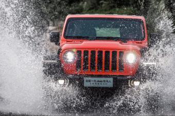霸气十足!3款Jeep新车热血上市