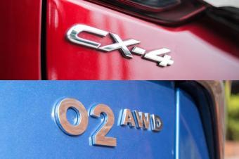 同样是轿跑SUV 领克02比CX-4差在了哪里?