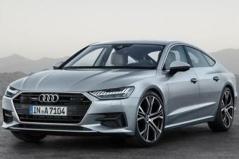 百万级最美四门轿跑,全新一代奥迪A7让奔驰cls颤抖?
