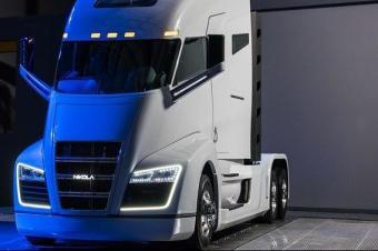 零配件大厂Bosch推出电动货车,续航里程成亮点,氢动力准备