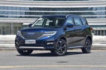 君马SEEK 5今日正式上市 7座中型SUV/预售价9万元起