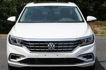 帕萨特430 PHEV申报图曝光 预计售价20.88万起
