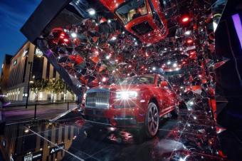 史上最豪华SUV耀临昆明巡展