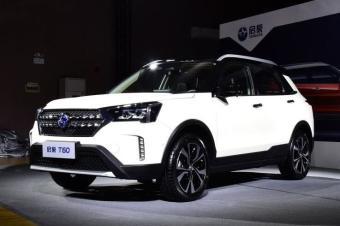 启辰T60正式亮相,搭载日产发动机配置丰富,卖多少钱能热销?