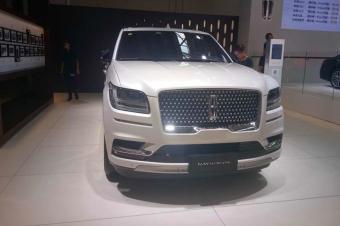 2018年值得期待的、具有爆款潜质的豪华SUV,都在兰州车展