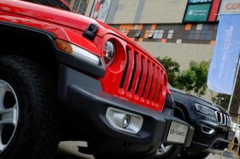 让每一滴油发挥作用 Jeep4x4黑科技空降昆明