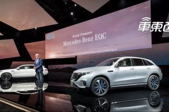 奔驰首款电动SUV完全公开!明年就能买到,但却让人失望