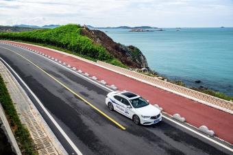 自驾广汽 Acura TLX-L 寻找中国最美一号公路!