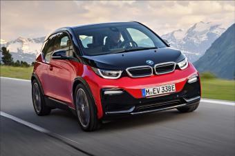 将续航200公里宝马i3提升3.5倍,超99.9%电动汽车