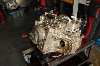 09G变速箱常见故障,升档顿挫、加速打滑、案例维修