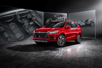 内外兼修 全新一代宋再次席卷 SUV市场