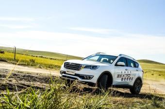 深度捷途X70,在呼伦贝尔草原上与牛羊同行,这车到底咋样?