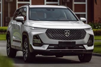 代号CN210S的宝骏新款SUV,有望成为下一个宝骏爆款!
