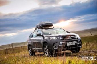 加量不加价,全新汉兰达依然是同级SUV的标杆丨新疆试驾