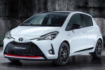 无缘相见!丰田YARiS运动版将在巴黎车展首发!