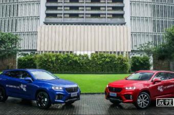 谣言止于智者,百公里8L的VV7绝对是20万级别SUV的首选