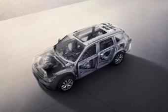 哪些车比较安全 看看25万以内哪些SUV用了比较多高强度钢