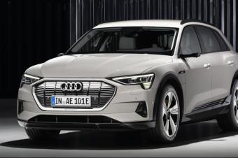 奥迪e-tron首款SUV发布,国内的造车新势力要小心了