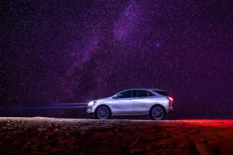 夜宿沙漠,勇闯魔鬼城,探寻莫高窟,还好有这台四驱SUV