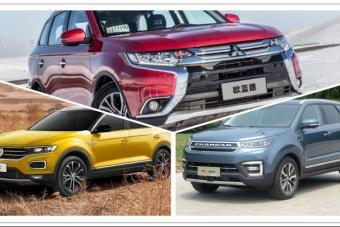 8月TOP30 SUV销量投诉量对应点评