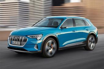 奥迪首款纯电动SUV来了,但这造型不就是Q3 Plus吗?