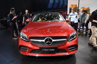 奔驰新款C级曝光,换装1.5T发动机,还涨价6千?