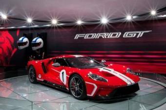 福特召回200辆GT超级跑车 召回量近一年产能