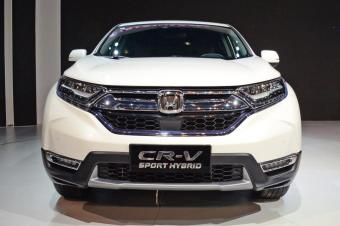 配置升级、价格微调,2019款东风本田CR-V上市
