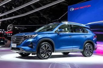 传祺全新GS5巴黎车展首发,多款换代新车将引进国内