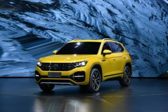 大众最新的SUV即将上市 内饰和途锐看齐,多少钱你愿意买?