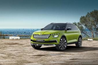 大众斯柯达再发力!新车对标日产JUKE,绿色车身配大轮圈亮眼