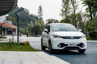 补贴后13.58万元起,广汽三菱祺智EV全国上市