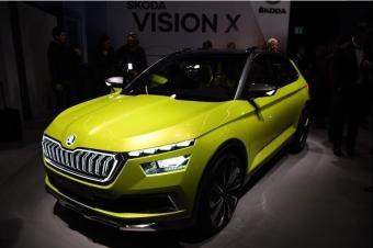【麦车168】基于MQB A0平台 斯柯达将推全新小型SUV