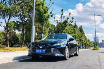 视驾丨混合理论——Toyota Camry Hybrid