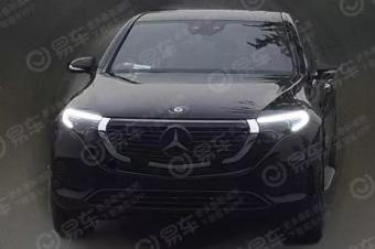 让特斯拉颤抖的奔驰电动SUV,明年你就能买到了!