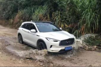 与这辆荣获沃德十佳内饰的SUV在粤北仙境处女地邂逅