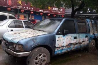 为什么那么多僵尸车不申请报废,因为成本太高了!