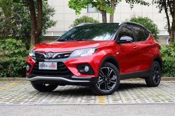 年轻人期待已久的SUV 东南DX3X酷绮全系售价7.59万元