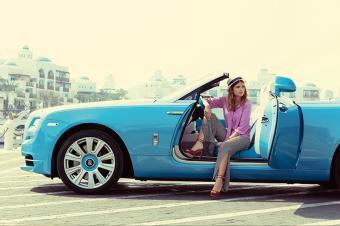 看汽车、学英语:Rolls-Royce 劳斯莱斯唯美图集!