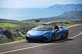 看汽车、学英语:Lamborghini 兰博基尼唯美图集!