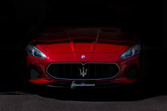 看汽车、学英语:Maserati 玛莎拉蒂唯美图集!