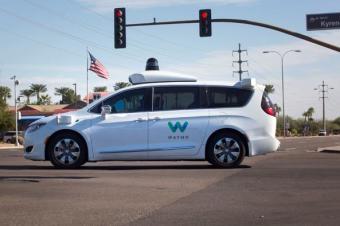Waymo自动驾驶专利竞争力超丰田 中国公司未来将提升排名