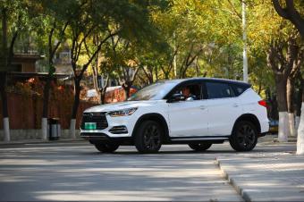 开起来最像燃油车的纯电汽车 车图腾试驾全新一代宋 EV500