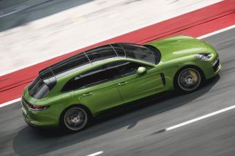 试驾两吨重帕拉梅拉GTS,为何说它甜品级车型?