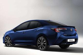 全新一代卡罗拉官图正式发布,广州车展上全球首发