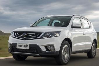 SUV10月销量:哈弗H6销量破四万,本田XR-V暴增